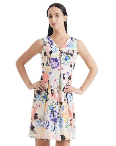 Atlantic Print Dress