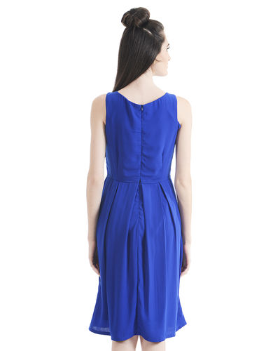 Blizzard Blue Dress