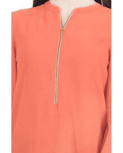 Princeton Zip top