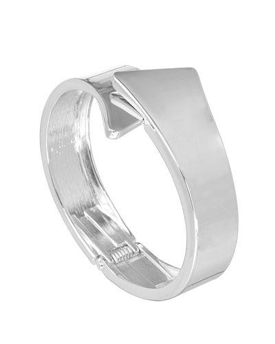 Silver Fine Cut Bracelet