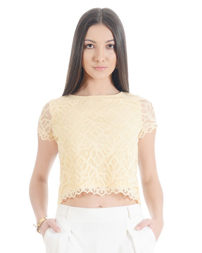 Pastel Crop Top