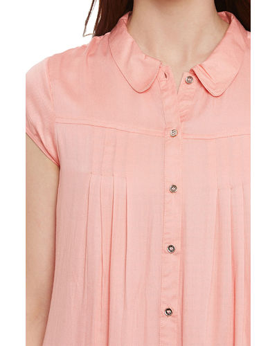 Pearl Pink Front Panel Top