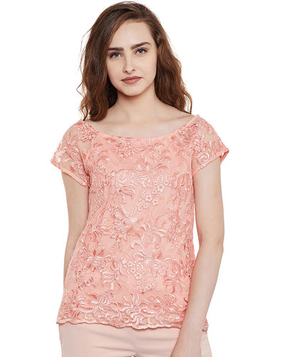 Rogue Lace Top