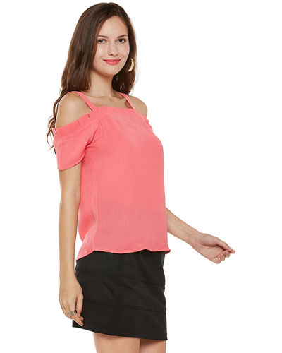 Rogue Cold Shoulder Top