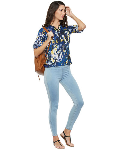Azure Abstract Top