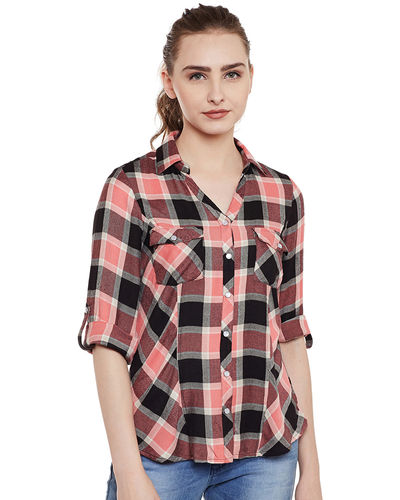 Rogue & Black Check Shirt