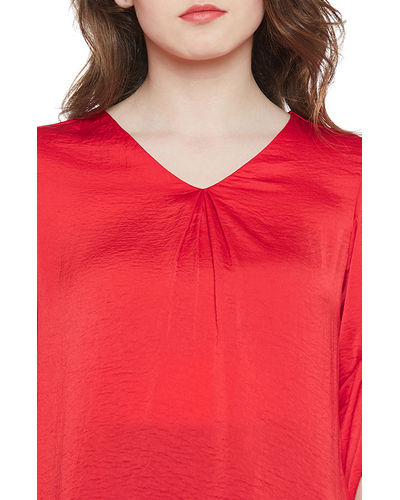 Scarlet Bell Sleeves Top