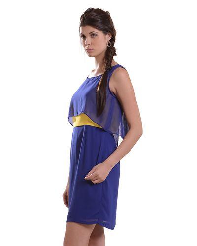 Sapphire Shift Dress