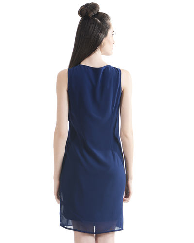 Cobalt Straight Dress