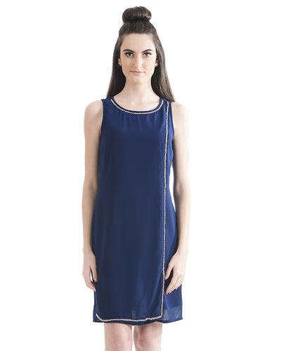 Cobalt Straight Dress