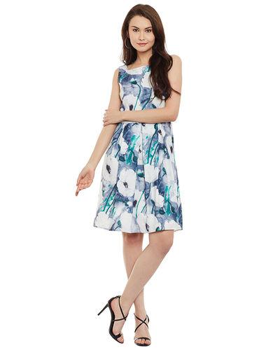 Blossom Floral Shift Dress