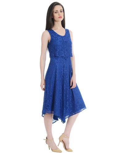 Zaffre Layer Dress