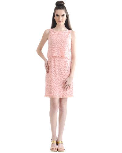 Powder Pink Layered Dress