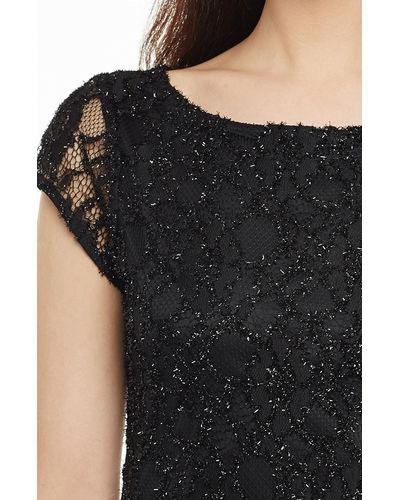 Black_Noir Luxe Maxi Dress