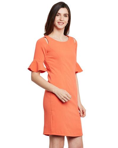 Princeton Bell Sleeves Dress