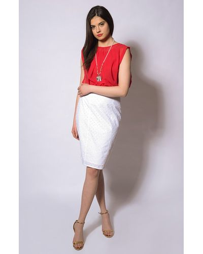 Invogue Pencil Skirt