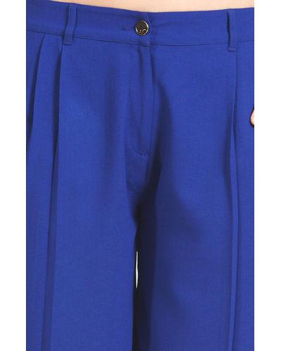 Persian Blue Culotte