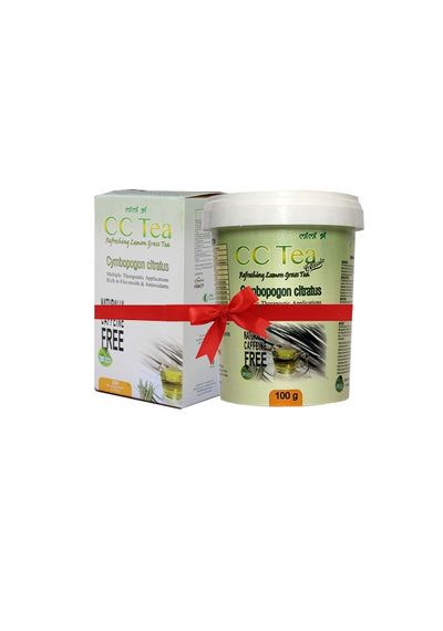 Combo Pack - 1 pc of CC Tea Classic 100 g (Granule) + 1 pc of CC Tea 100 Tea Bag pack