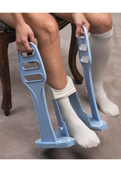 Heel Guide™ Compression Stocking Aid (Donning Aid)