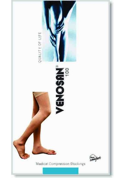 Venosan Class II Thigh Length Stockings (AGH) (Cotton)