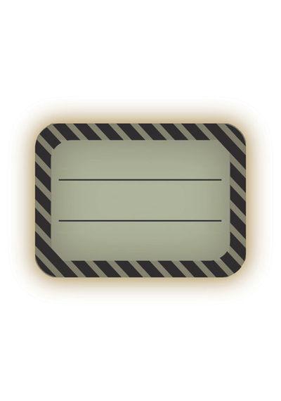 Journal Box - Mini Stamp