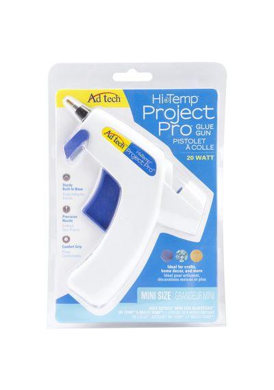 White-Project Pro Glue Gun