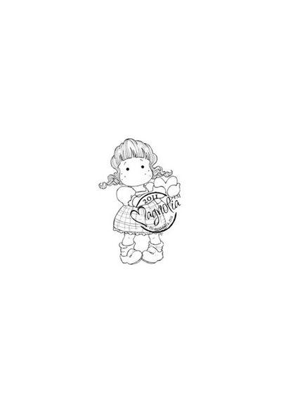 Tilda With Heart