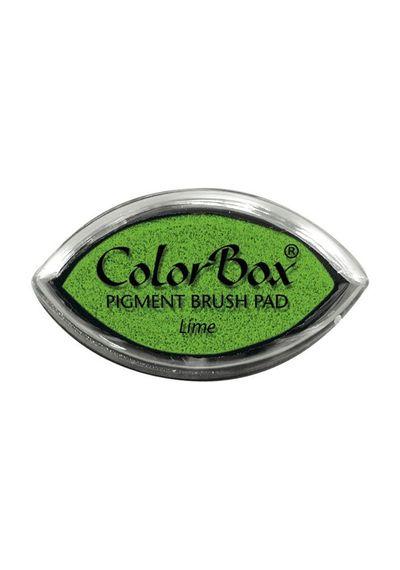 Lime -  Pigment Cat's Eye Inkpad