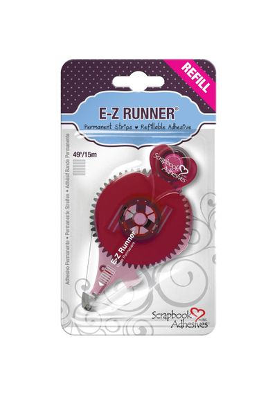 E-Z Runner Refill - Permanent, 49 foot