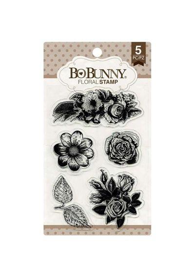 Floral - Stamp