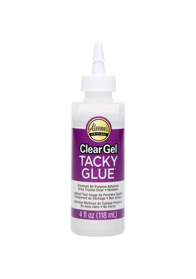 Aleene's Clear Gel Tacky Glue - 4 Oz