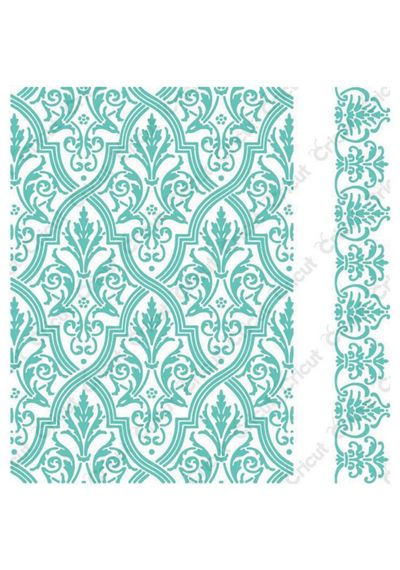 Pirouette - Embossing Folder