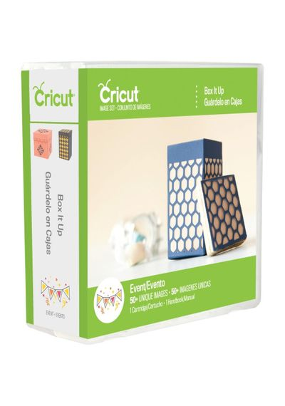 Box It Up - Cricut Project Cartridge