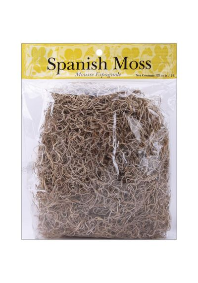 Natural - Spanish Moss 4oz