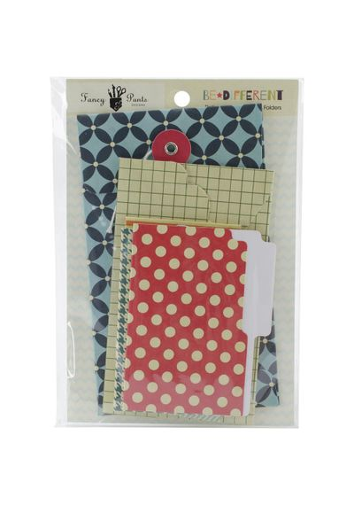 Be Different Patterned Envelopes & Folders
