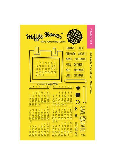 Calendar - Stamp
