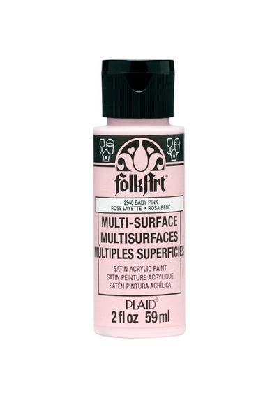 Baby Pink - Multi surface paint