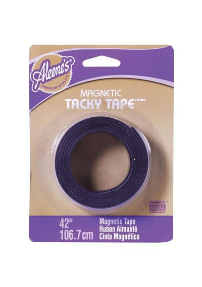 Aleene's Magnetic Tacky Tape .625 X42