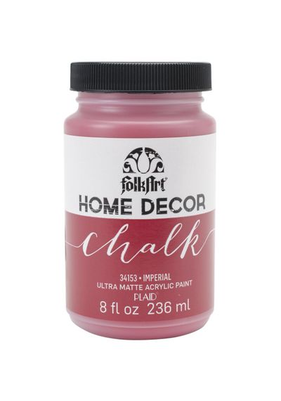 Imperial - FolkArt Home Decor Chalk Paint 8oz