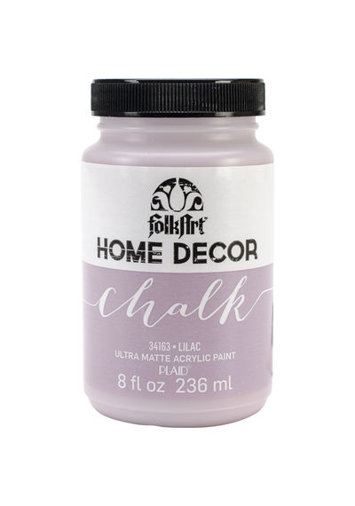 Lilac - FolkArt Home Decor Chalk Paint 8oz