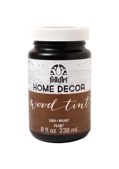 Walnut - FolkArt Home Decor Wood Tint 8oz