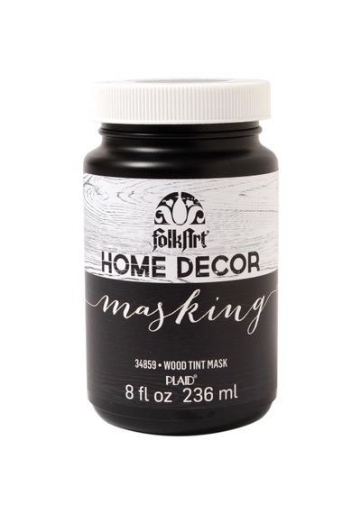 Masking - FolkArt Home Decor Wood Tint