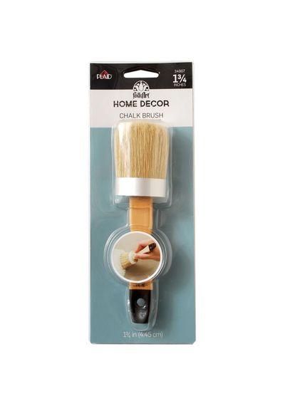 Folkart Home Decor Chalk Brush 1-3/4 inch
