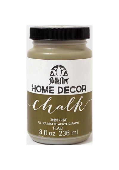 Pine - FolkArt Home Decor Chalk Paint 8oz