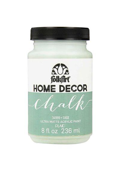 Sage - Home Decor Chalk Paint 8oz