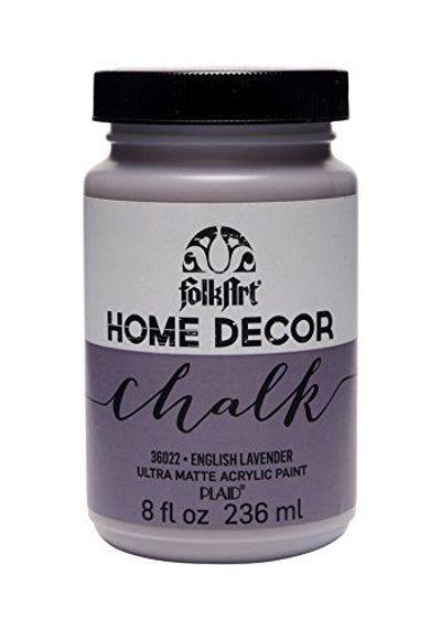 English Lavender - Home Decor Chalk Paint 8oz