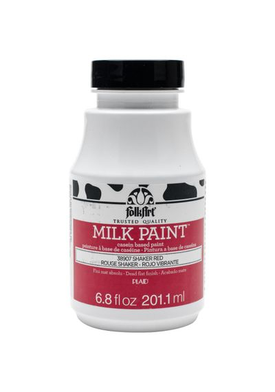 Shaker Red - FolkArt Milk Paint 6.8oz
