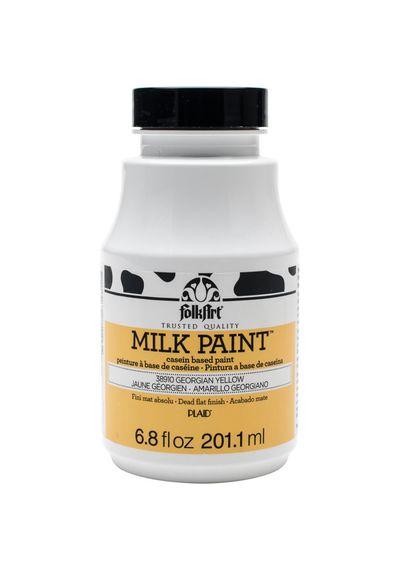 Georgian Yellow - FolkArt Milk Paint 6.8oz