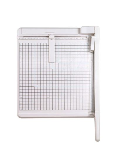 Heavy-Duty Guillotine Paper Trimmer 12""