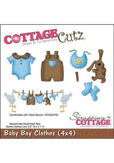 Baby Boy Clothes - Die